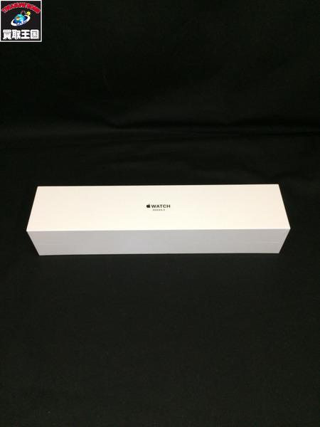 アップル Apple WATCH アップルウォッチ SERIES3 スペースグレイ スポーツバンド 42mm【中古】