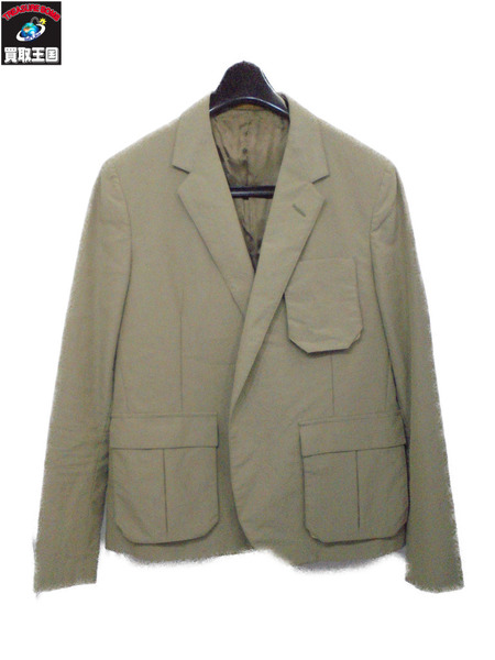LANVIN 1Bテーラードジャケット:買取王国 店