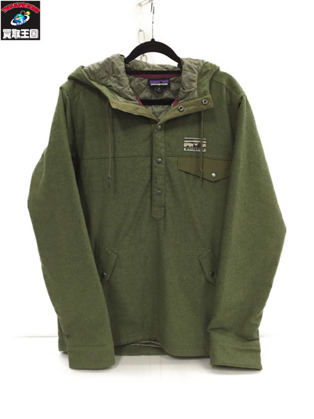 patagonia Reclaimed Wool Snap-T Pullover S 50385FA15【中古】