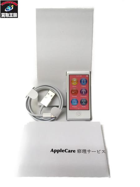 apple ipod nano 第7世代 16GB A1446【中古】