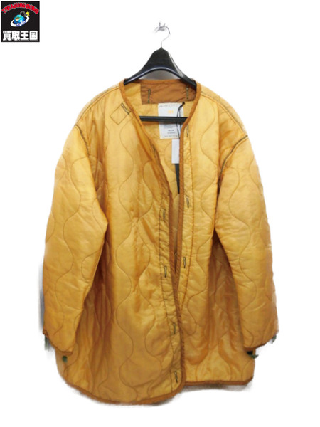 WIND AND SEA QUILTING LINER JACKET(SP)【中古】