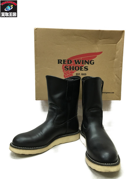 RED WING PULL ON UK4 BLACK 【中古】[▼]