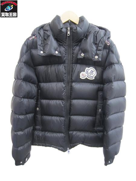 MONCLER 18-19AW BRAMANT ダウンジャケット ブラック 1【中古】
