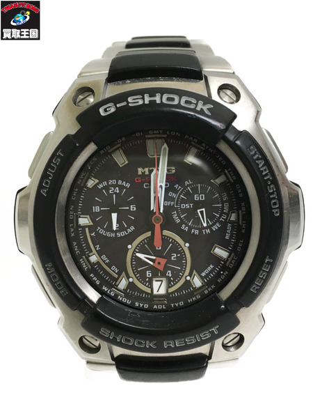 CASIO/G-SHOCK/電波ソーラー/MTG-1000【中古】