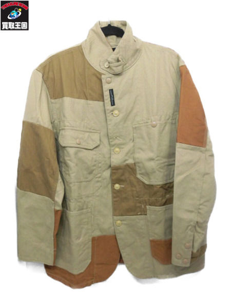 Engineered Garments 19AW Logger Jacket cotton heavy twill 【中古】[▼]