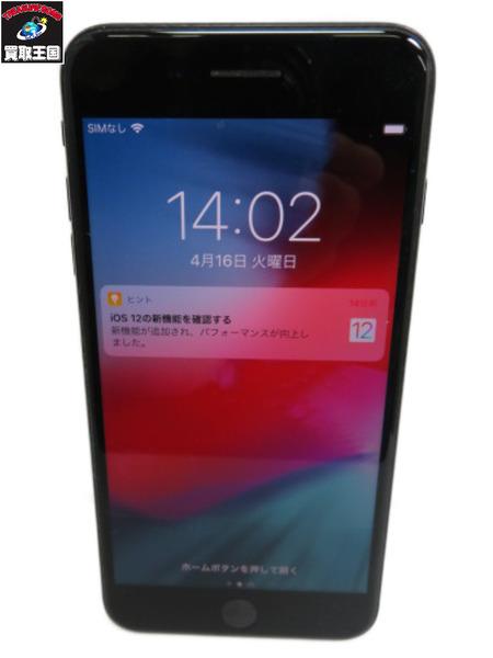au_iPhone7Plus 128GB Jブラック ○【中古】