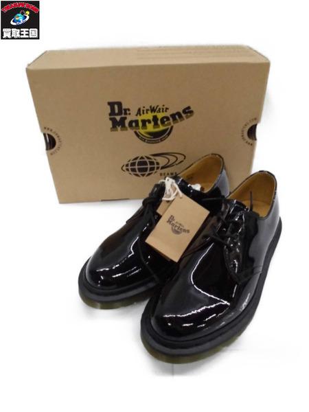 Dr.Martens×BEAMS パテントレザー 3ホールシューズ (US8)【中古】