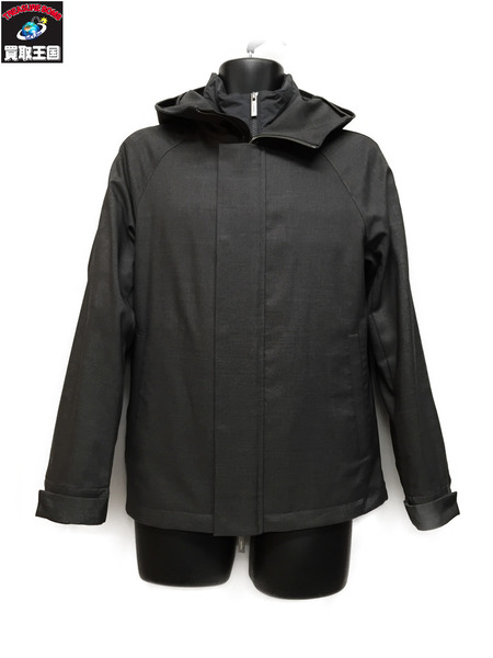 Calvin Klein PLATINUM ライナーダウン パーカー (34) 【中古】