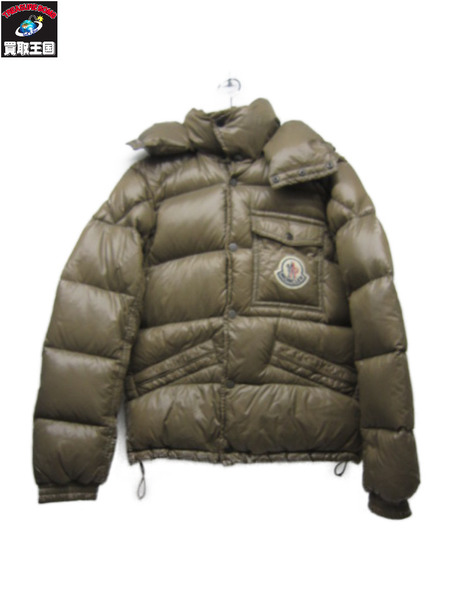 MONCLER K2 ダウンジャケット サイズ2【中古】