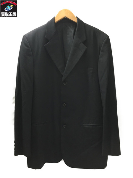 COMME des GARCONS (コムデギャルソン) HOMME ウール セットアップ 黒 L【中古】