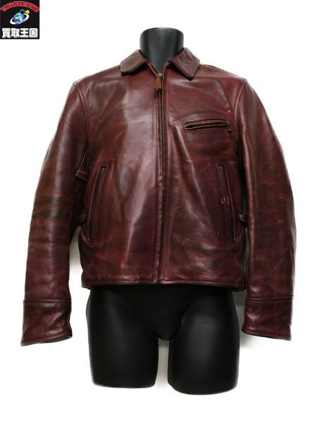 Aero Leather レザージャケット (34)【中古】[▼]