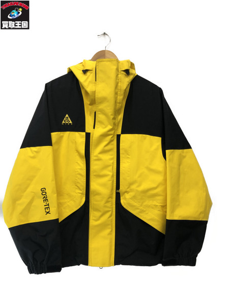 NIKE ACG GORE-TEX Jacket 黄 S【中古】