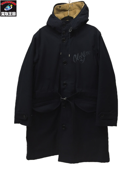 OLD JOE&CO. Detachable Linning Hooded Field Coat ライナー付フーデッドフィールドコート 38 オールドジョー【中古】