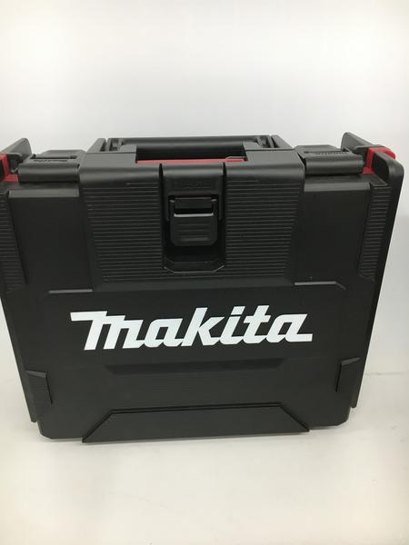 未使用 makita 充電式インパクトドライバ TD001GDRX【中古】