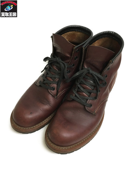 RED WING/9011/BECKMAN ROUND/BLACK CHEERY FEATHERSTONE/26cm【中古】
