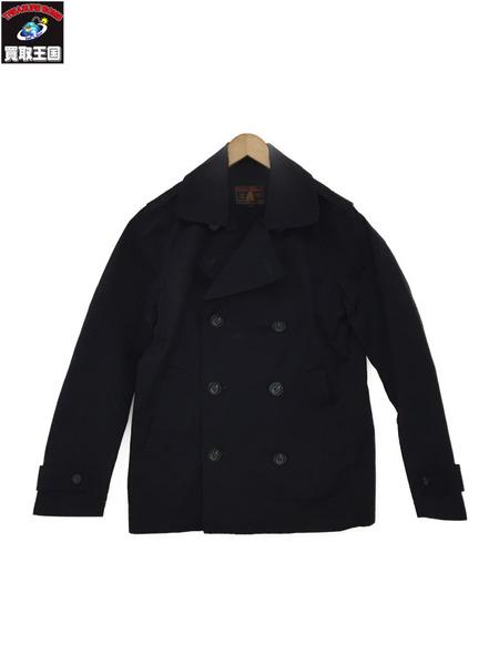 HYSTERIC GLAMOUR Pコート ブラック L【中古】[▼]