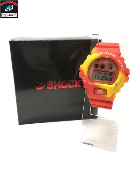 G-SHOCK 腕時計 もみじカラー DW-6900TAL-4JR【中古】