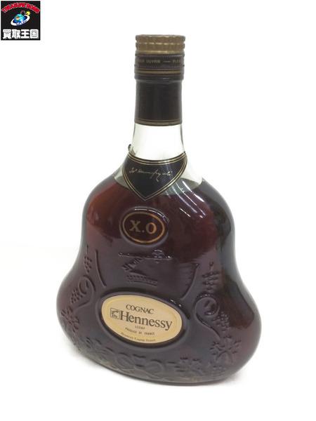 Hennessy XO グリーンボトル【中古】