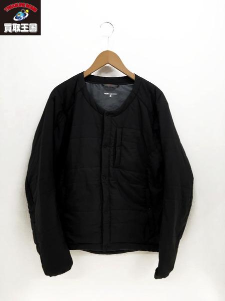 Tilak インナー中綿ジャケット (M) ブラック【中古】
