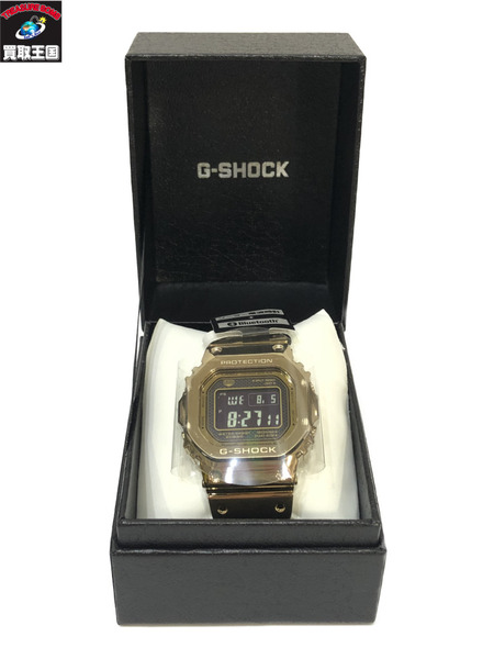 G-SHOCK/GMW-B5000GD-9JF ゴールド ジーショック【中古】