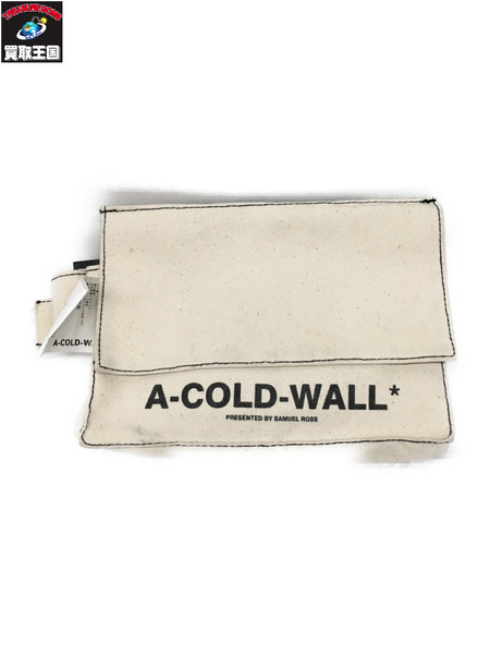 A-COLD-WALL CB-CS CANVAS UTILITY/NEUTRAL/キャンバスショルダー【中古】