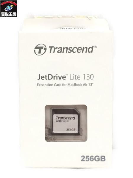Transcend JetDrive lite 130 256GB Macbook Air専用 SDスロット対応拡張メモリーカード【中古】
