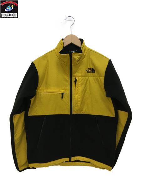 THENORTHFACE デナリフリースジャケット レオパードイエロ- sizeS【中古】[▼]
