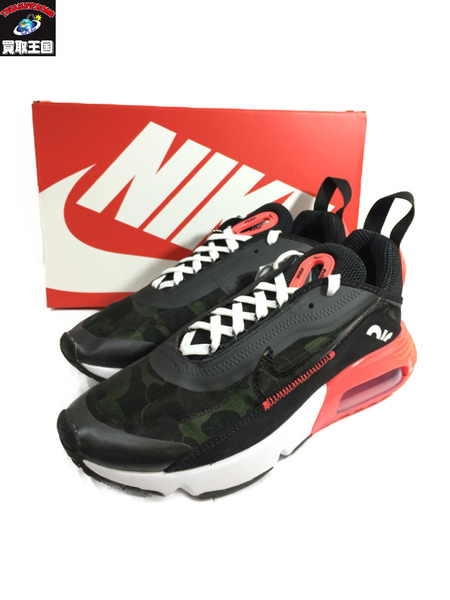 NIKE AIR MAX 2090 DUCK CAMO SP(26.5)CU9174-600 ナイキ【中古】
