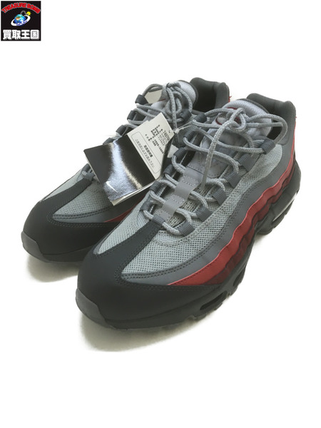 ナイキエアーマックスNIKE AIR MAX 95 ESSENTIAL ANTHRACITE 749766-025 27.5cm【中古】