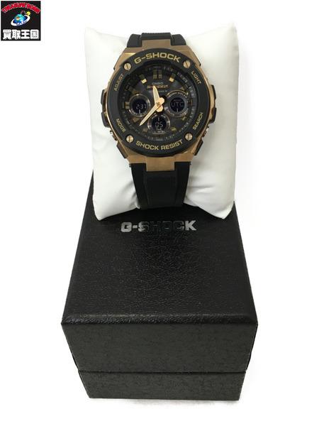 G-SHOCK 腕時計 GST-W300G-1A9JF 黒【中古】