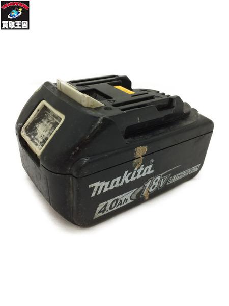 マキタ makita バッテリー 18V4.0Ah BL1840 充電41回【中古】
