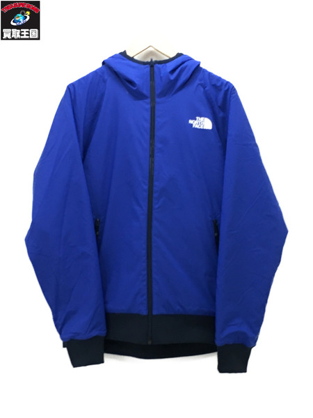 THE NORTH FACE Reversible Tech Air Hoodie【L】【中古】