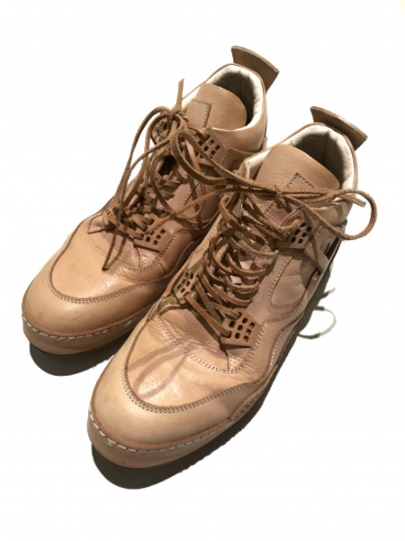 Hender Scheme MANUAL INDUSTRIAL PRODUCTS 10 SIZE:7 ナチュラル【中古】[▼]