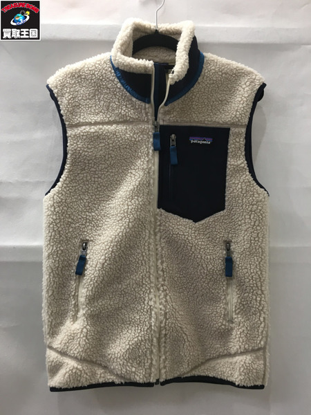 patagonia レトロ 18AW ボアベスト【中古】