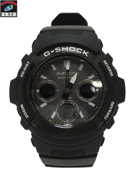 G-SHOCK AWG-M100BW タフソーラー【中古】