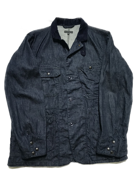 Engineered Garments/Coverall Jacket-12oz Cone Denim/S【中古】[▼]