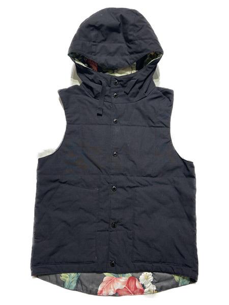 Engineered Garments/primaloft vest/XS/BLK【中古】[▼]