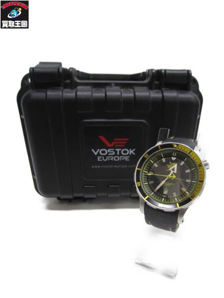 VOSTOK EUROPE ボストーク K-162 腕時計【中古】