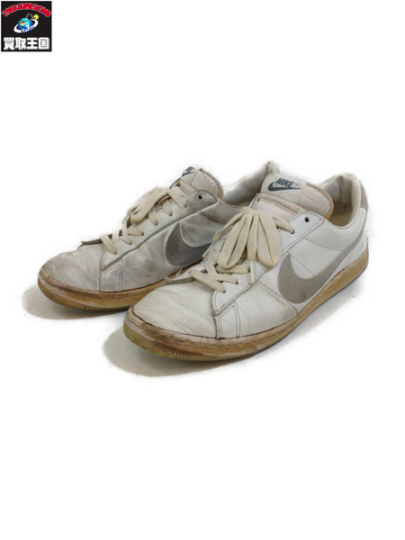 1984年製 NIKE (10 1/2) BRUIN LEATHER White/Grey【中古】[▼]