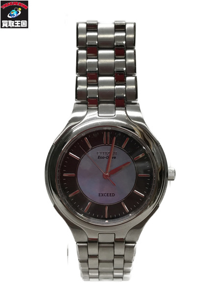 CITIZEN ECO-DRIVE EXCEED  シチズン 腕時計 a780 t004741【中古】