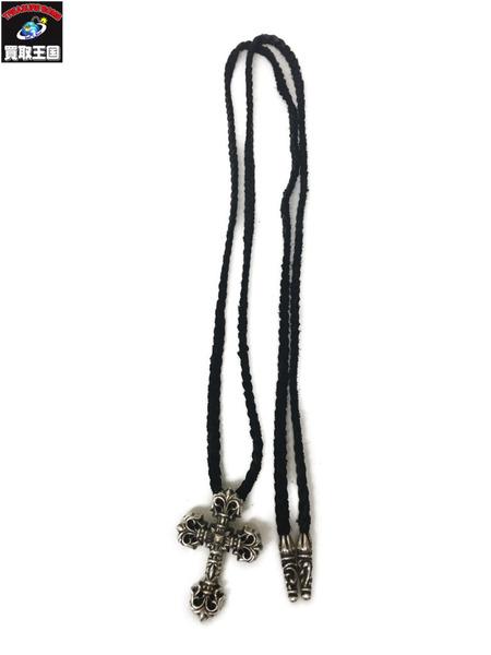 CHROME HEARTS Filigree Cross Pendant (XS)【中古】[▼]