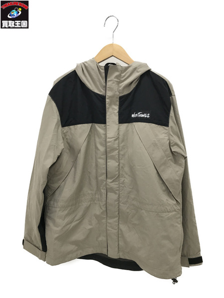 WILDTHINGS 19SS CHAMONIX JACKET 2 (M) ベージュ WT19127PA シャモニー【中古】
