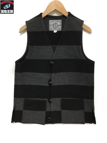 JELADO/COWBOY BRAND/Riding Vest/CB02501【中古】