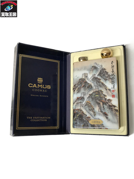 CAMUS BOOK カミュ ブック 万里の長城 350ml 40度【中古】[▼]