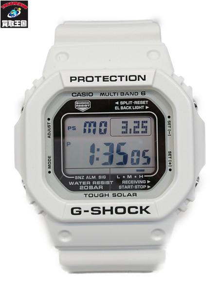 G-SHOCK GW-M5610MW-7JF MarineWhite 腕時計【中古】