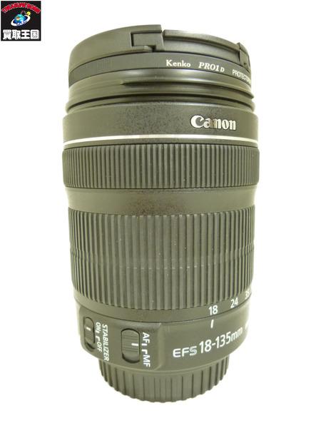 Canon キャノン EFS 18-135mmF3.5-5.6IS 【中古】