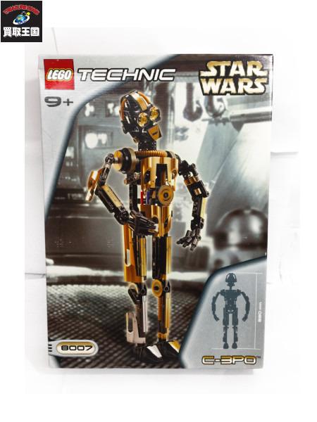 LEGOレゴ  スターウォーズ 8007 C-3PO【中古】