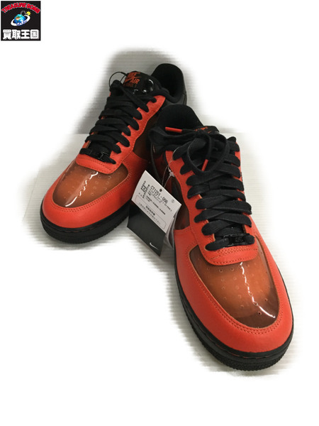 NIKE AIR FORCE 1 '07 PRM 2 SHIBUYA HALLOWEEN 27.5cm US9.5【中古】[▼]