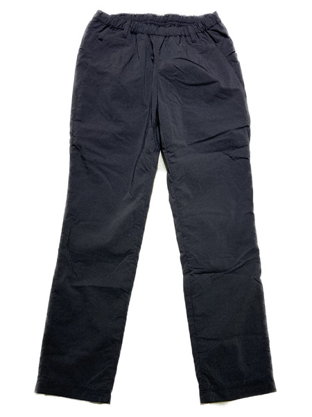 TEATORA/WALLET PANTS OFFICE PACKABLE HORIZON/ブラック【中古】