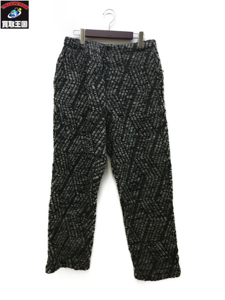 Engineered Garments KNIT Leisure Pant グレー 【中古】